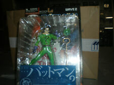 THE RIDDLER L'ENIGMISTA - BATMAN WAVE 2 BY YAMATO