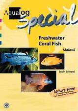 AQUALOG, Freshwater Coral Fish: Malawi Cichlids