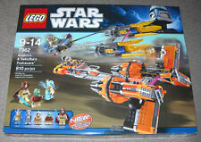 Lego Star Wars 7962 ANAKIN'S & SELBULBA'S PODRACERS   NRFB  NEW