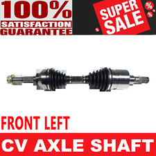 FRONT LEFT CV Joint Axle Shaft For CHEVROLET COLORADO 04-12