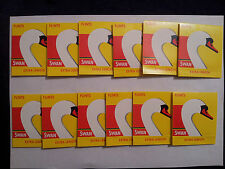SWAN EXTRA LENGTH LIGHTER FLINTS 12 PACK OF 9 **Free Delivery**