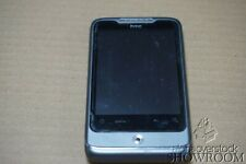 Used Untested HTC Wildfire S Grey (Virgin Mobile) PD06100 For Parts or Repair