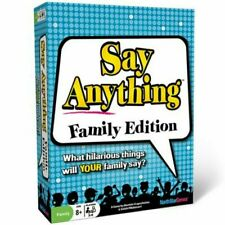 Say Anything Family Edition Board Game by North Star Games
