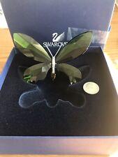 swarovski crystal figurines butterfly