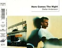 Stefan Andersson Maxi CD Here Comes The Night - Germany (M/EX)