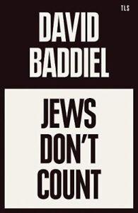 Jews Don't Count | David Baddiel