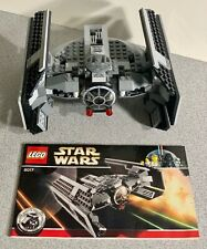LEGO 8017 Star Wars Darth Vader's TIE Fighter Anniversary Edition 251pc Complete