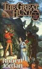 Wheel of Time: The Great Hunt 2 by Robert Jordan (1991, Paperback, Revised)