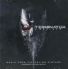 Terminator Genisys - SOUNDTRACK lorne balfe (CD, 2015, Paramount)