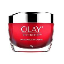New Olay Regenerist Micro-Sculpting Cream, Anti Aging Moisturizer, 1.7 oz