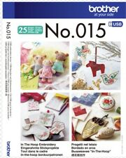 Brother Embroidery Sewing Machine Memory USB Stick BLECUSB15 In The Hoop