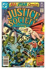 All-Star Comics #67 VG+ (4.5) DC Comic 1977 MEDIUM GRADE CENTS COPY