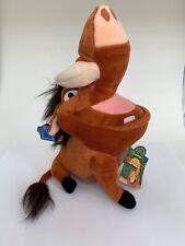 "Applause Disney Loin king Plush 11"" Pumbaa"