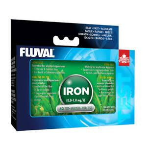 FLUVAL Iron Test Kit Freshwater Saltwater   A7873   FREE SHIPPING