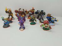 Skylanders Giants Mixed Lot of 15 Figures Characters
