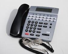 NEC Dterm Series DTR-16D-1 Black 16 Button Phone 780047 Refurbished Warranty