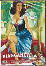 DVD Blanche-Neige & Co avec Oreste Lionello Gianfranco D'Ange Nouveau 1982