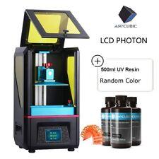 Eu Anycubic Photon imprimante 3d SLA UV Résine Lumière-cure Cadre 500ml Resin