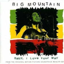 Big Mountain Baby, I love your way (1994) [Maxi-CD]