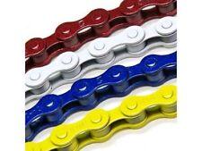 Cadenas amarillo para bicicletas