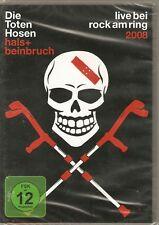 NEU: Die Toten Hosen - hals + beinbruch; Live bei Rock am Ring 2008 + Bonus