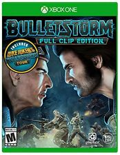 Bulletstorm Full Clip Edition   xbox one  NUOVO