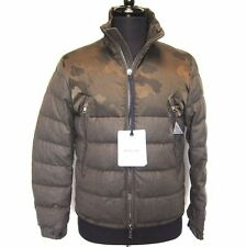 L-3710544 New Moncler Dyens Green Quilted Down Zip Jacket Coat US-M/Moncler-2