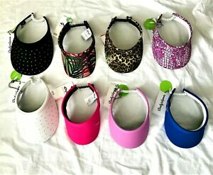 Womens Pretty Golf Visors by Daily Sports & Rohnisch Golf ~LACY STYLE~8 Colours
