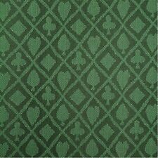 Trademark Poker Stalwart Table Cloth Suited Emerald, Wate W