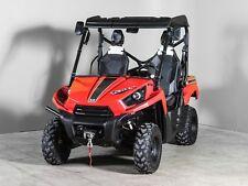 """Kawasaki Teryx Full UTV Windshield 3/16"""" - Scratch Resistant - Models 2010-2013"""