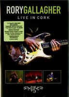 Rory Gallagher - Live In Cork (NEW DVD)