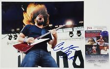 CLAUDIO SANCHEZ COHEED AND CAMBRIA SIGNED 8X10 PHOTOGRAPH W/JSA CERT