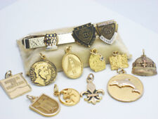 Vintage SHIELD of SHELTER INSURANCE CONFERENCE OF CHAMPIONS 1980's Charm Fob Lot