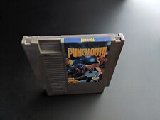 Punch-Out Punchout Authentic Nintendo NES EXMT condition game cartridge