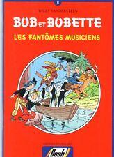 BOB ET BOBETTE LES FANTOMES MUSICIENS RARE MINI ALBUM PUB BILINGUE DASH