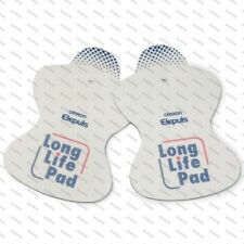 4 Replacement Pads for OMRON Model PM3029 ~ POCKET PAIN PRO  (PMLLPAD)