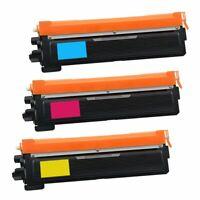 3Pk TN-210 TN210 Color Toner Cartridge For Brother HL-3040CN HL-3070CW HL-3075CW