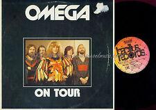 LP--OMEGA ON TOUR // BACILLUS  BAC 2045