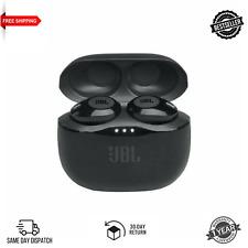 JBL Tune 120 TWS Truly Wireless Black Bluetooth Earphones Brand New RRP £89.99!