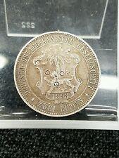 German East Africa 2 Rupien, 1893
