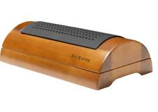 Mugwort Heat Fomentation Wooden Wormwood Neck Head Pain Cervical Vertebra Pillow