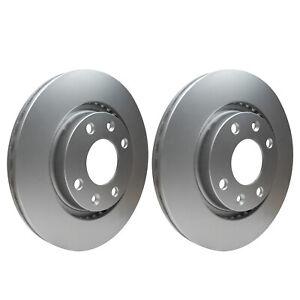 Front Brake Discs 266mm 50364PRO fits Citroen C4 CACTUS C4 CACTUS 1.6 HDi 90
