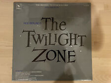 Original Twilight Zone Television Scores Varese Sarabande 1984 Sealed Mint Vol 4
