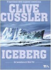 Paperback Fiction Books in Italian Clive Cussler