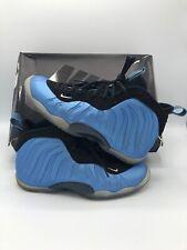 Nike Little Lil Posite Foamposite One Unc Blue Size 6y 644791 402 Jordan Penny I