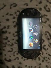 Sony PlayStation Vita First Edition Black Handheld System (Wi-Fi + 3G -...