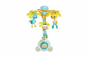 Tiny Love Soothe N Groove Safari Baby Mobile, Multicoloured toddler activity toy