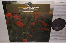 ECM 813 Beethoven Violin Concerto Mischa Elman London Philharmonic Orch Solti