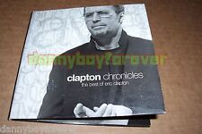 Eric Clapton Chronicles Best Of CD Layla Unplugged Pretending Tears In Heaven