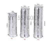 5pcs Golf Steel Iron Shaft Lead Plug Weight 12g 14g 16g For .335 .350 .355 .370